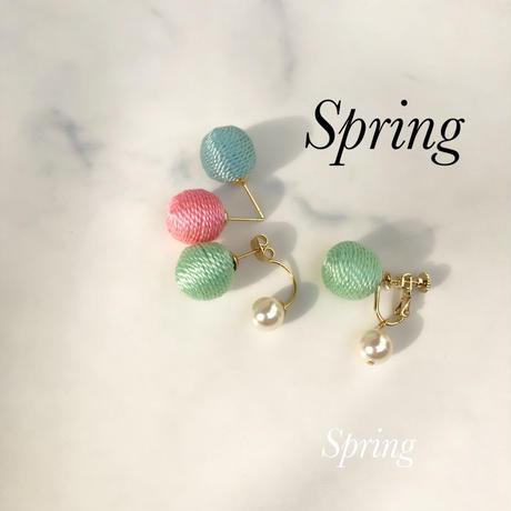 Pomponパール(Spring/スプリング)
