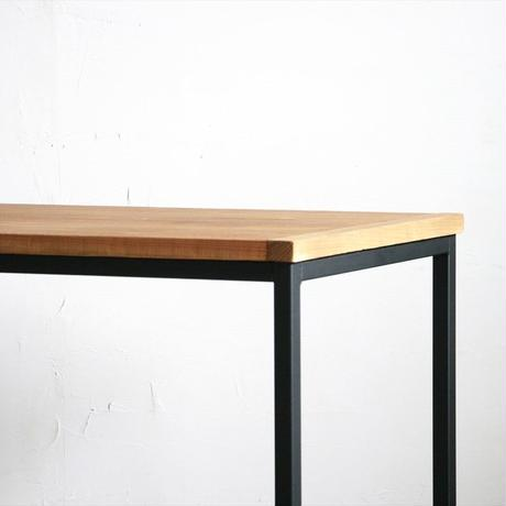 アイアンのワークテーブル
