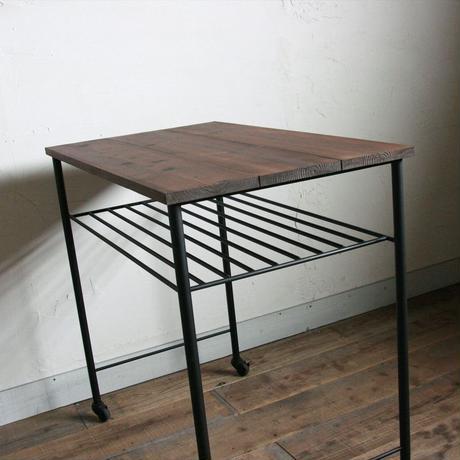 キャスター付テーブル