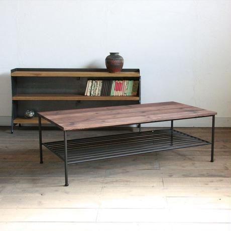 アイアン&ウッド センターテーブル W120