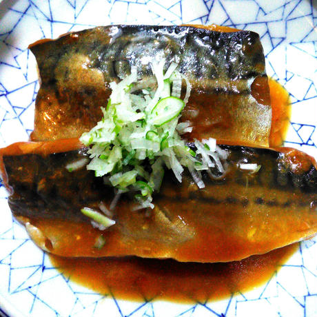 さば切身の味噌煮(5枚入)