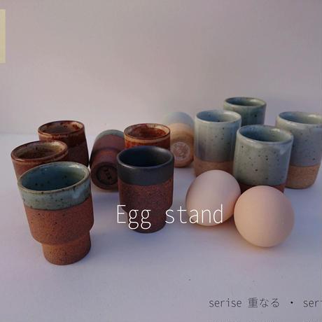 Serise 重なる Egg stand