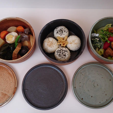BENTO(Black / Green / Brown)