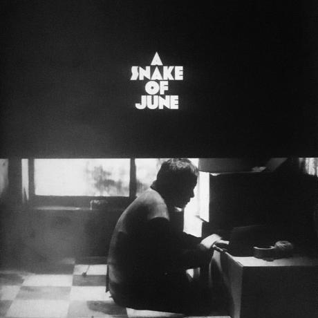映画『六月の蛇』海外プレスシート