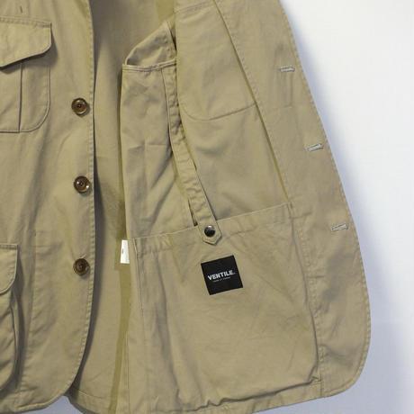 makufuri  VENTILE Work Jacket