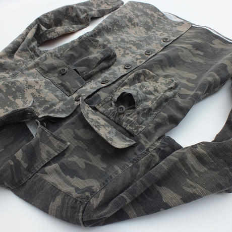 makufuri Mix-CAMO Shirt