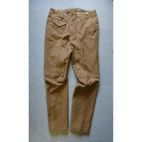 makufuri  Heli-Crew Pants〈Brawn〉