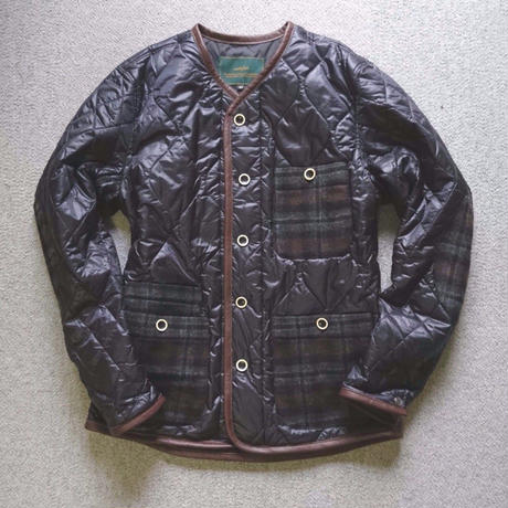 makufuri  Thinsulate Quilting Jacket〈Black〉