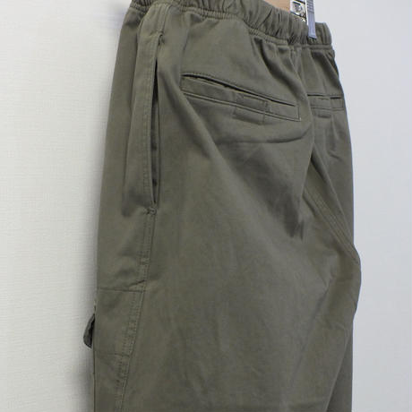 makufuri Six Pockets Utility Work Pants〈Gray〉