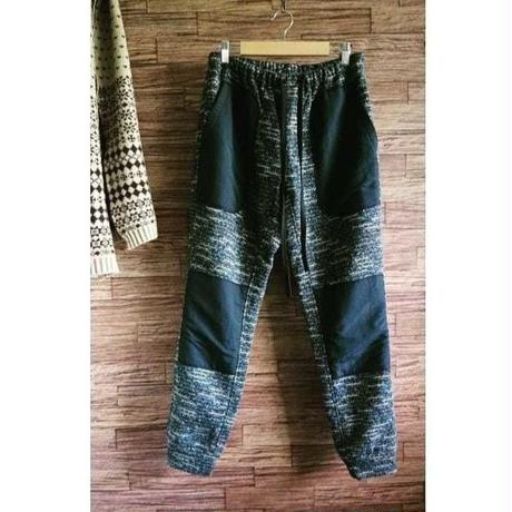makufuri  Lite-Shell Easy Pants〈Gray〉