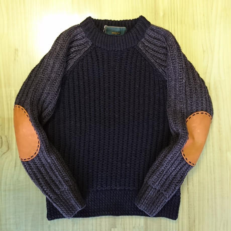 makufuri AZ Sweater〈Black〉