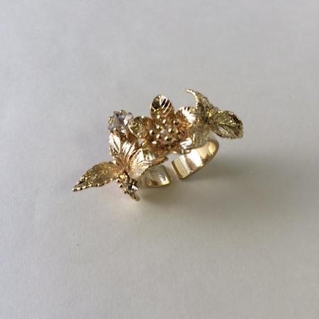 IBARA RING FLOWER
