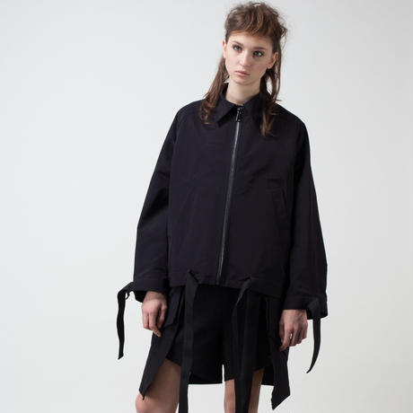 KETA GUTMANE ケタ グットマン Zipped jacket ジップアップ ジャケット