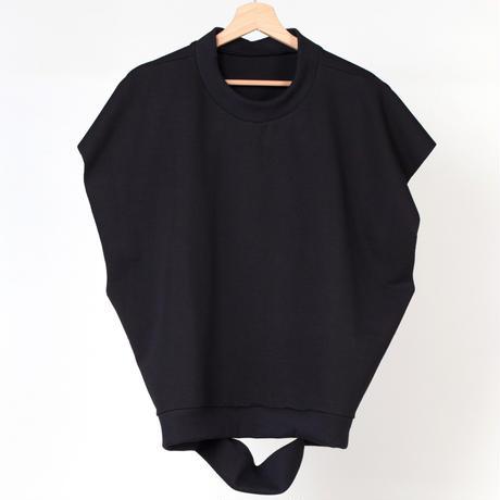 KETA GUTMANE ケタ グットマン Sleeveless ripped sweatshirt ノースリーブ  リップ スウェットTシャツ