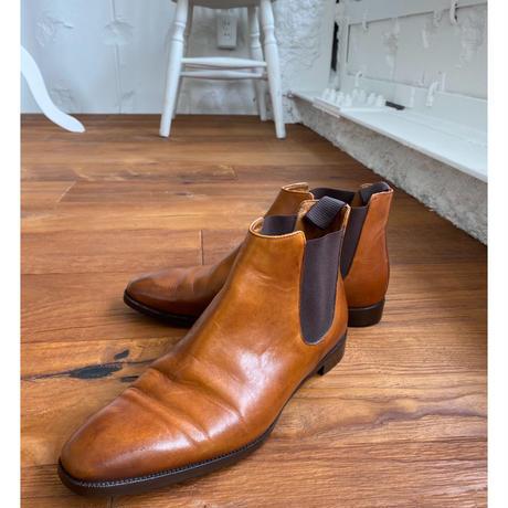 vintage Ralph Lauren サイドゴアブーツ7.5c