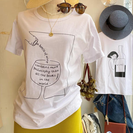 wine  T shirt
