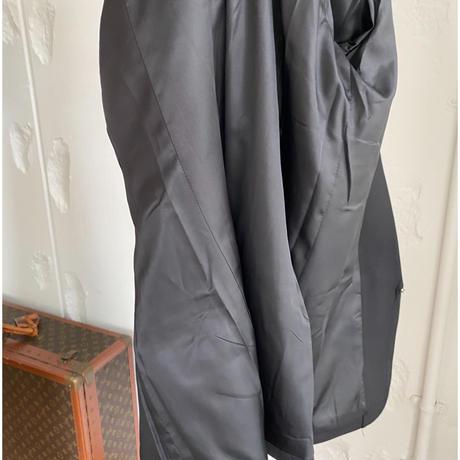 スタイリッシュジャケットへちまカラーブラック