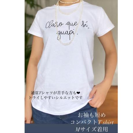 コンパクトレディーTシャツ