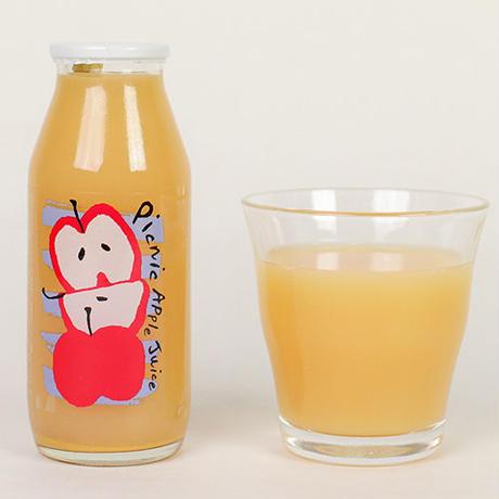 ピクニックりんごジュースミニ5本セット