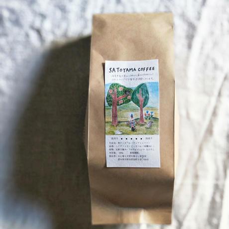 SATOYAMAコーヒー(東ティモール・コカマウ)