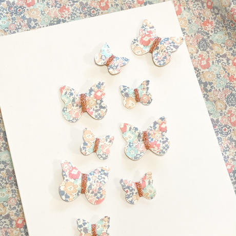butterfly clip mini liberty michelle ミニサイズ 単品