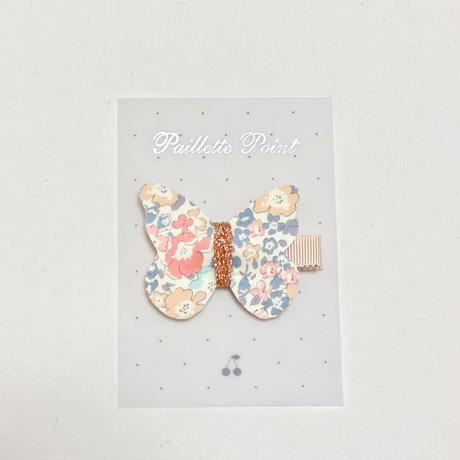 butterfly clip liberty michelle 単品