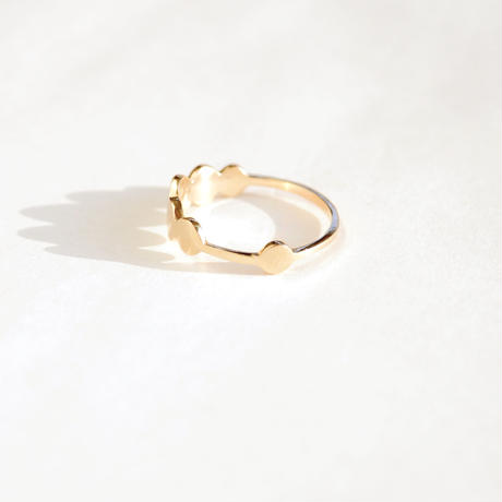 ポポラスのリング 10gold