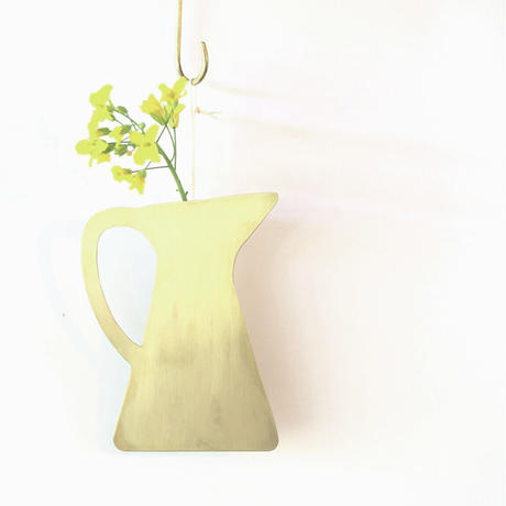 brassflowervase morandi