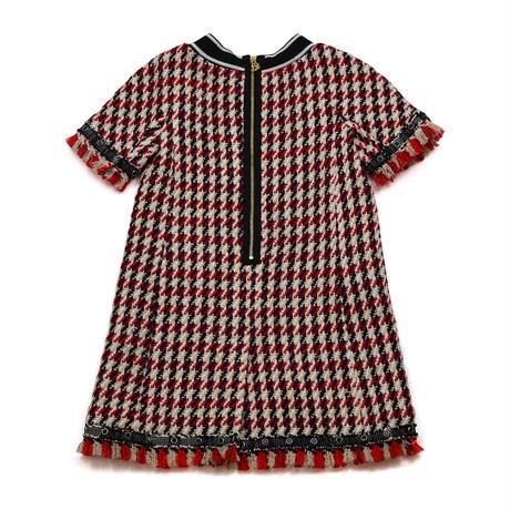MIMISOL ドレス 82-760702342-17-XXS(8)-130cm