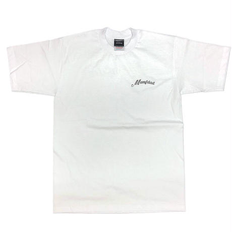 【WHT】2nd arch logo T-shirt