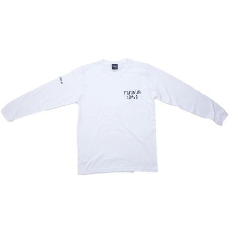 【WHT】 Comvo long sleeve T