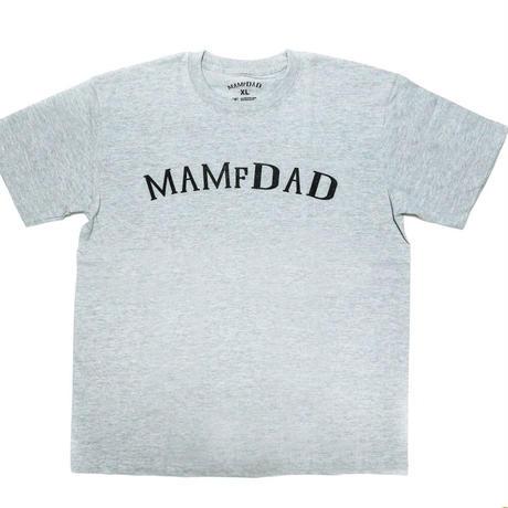 MAMfDAD Archlogo T-shirts【GRY】