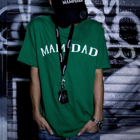 【GREEN】Archlogo T-shirts