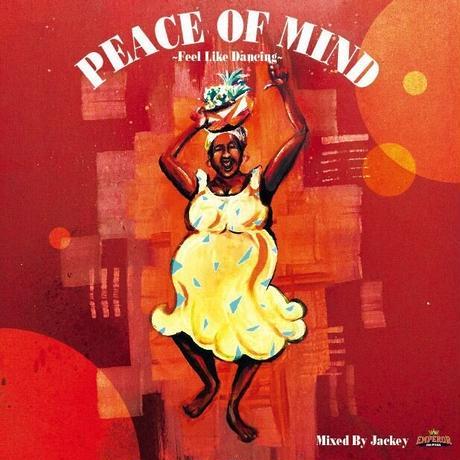 【CD】EMPEROR - PEACE OF MIND 〜Feel like Dancing