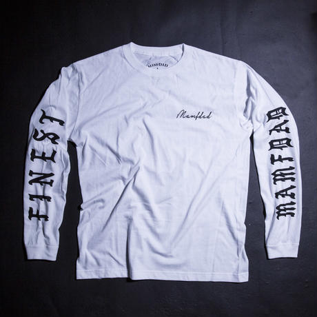 【WHT】FINEST LONG T-shirts