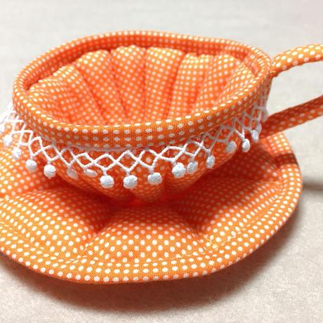 キャンデー入れ(コーヒーカップ型)