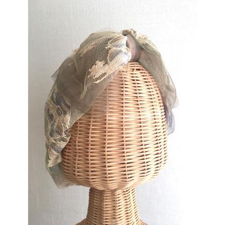 gradational ribbon/Beige