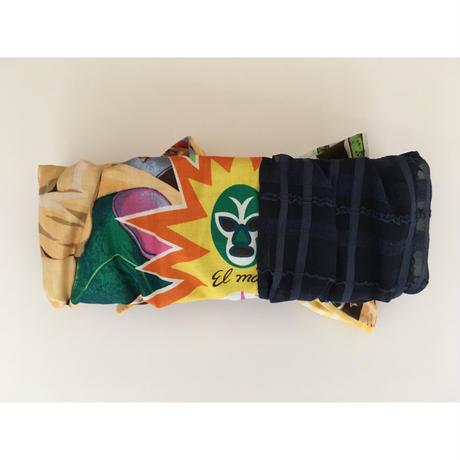 Mexico Super pro wrestling/Yellow