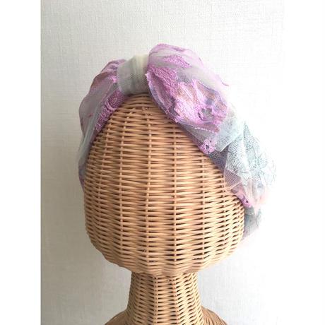 gradational ribbon/Pink