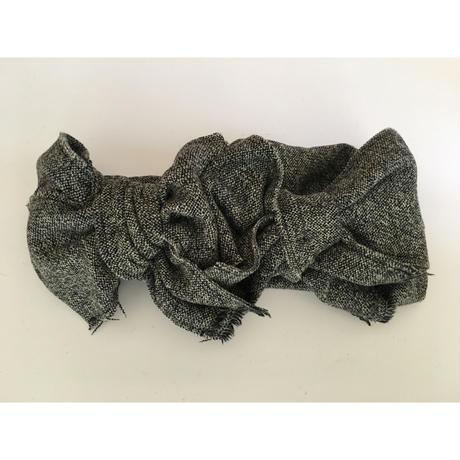 tweed ribbon/Gray