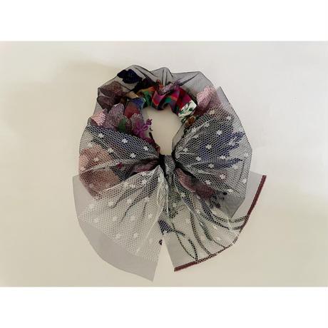 Scrunchie Ribbon/one-of-a-kind item