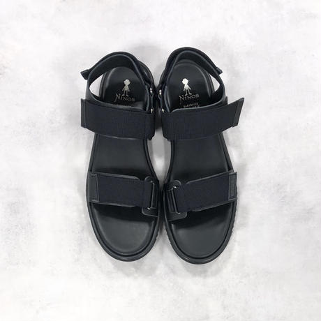 NINOS/ WP Sandal  NTC21-100-09 BLACK 23.0,23.5,24.0,24.5,25.0cm