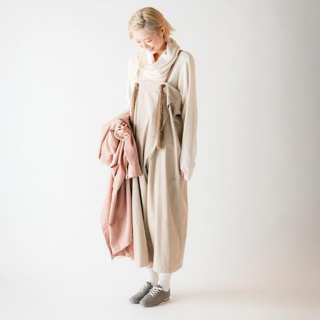 nunuforme / ハイネックT nf14-805-562A Ecru  F(WOMENS)