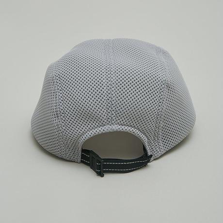 MOUN TEN. / double russell mesh jetcap 21S-MA19-0947 gray  S(50-54).M(54-58)
