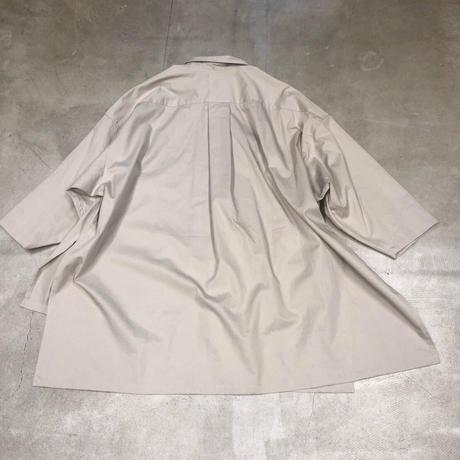 nunuforme / フリンジ付きシャツnf14-562-097 Beigel  155