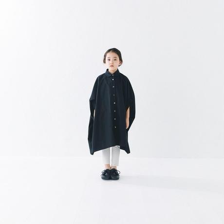 nunuforme / サークルシャツワンピースnf11-415-001ブラック95.105.115.125.135.145