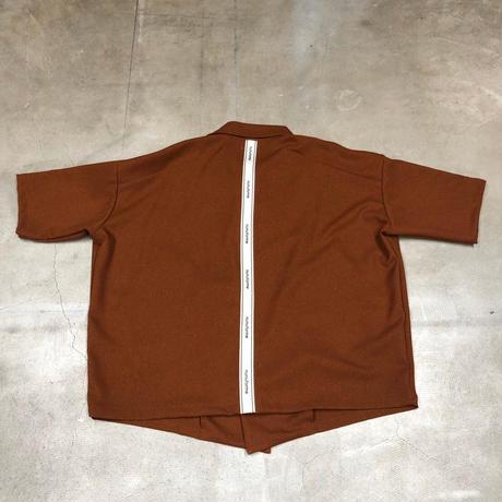 nunuforme / ワイドコート nf14-214-095A Brown F(WOMENS)