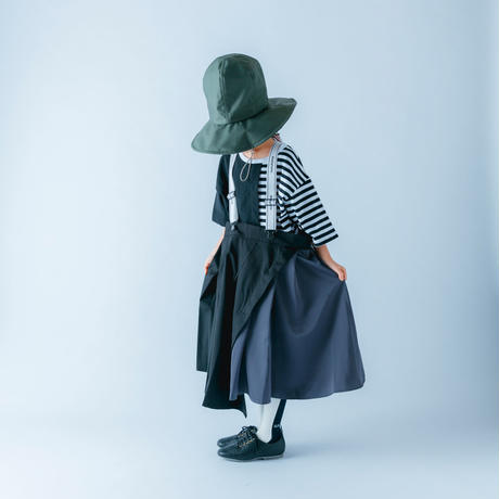 nunuforme / ジョージハット george-hat Khaki M(KIDS)サイズ.F(adult)サイズ