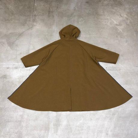nunuforme / サイドノーフィクシングコート  nf14-215-009A Brown F(WOMENS)