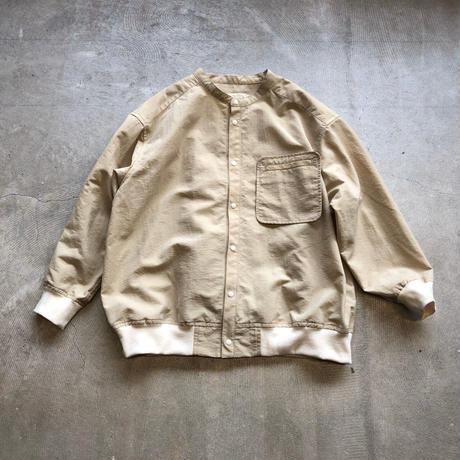 SWOON / スナップボタンシャツジャケット sw14-506-015A Beige F(WOMENS)